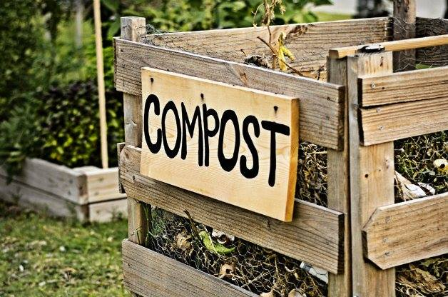 compost sign pic