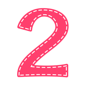 glitter-clipart-number-2-5