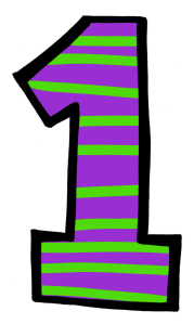 number-one-gray-hi
